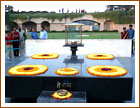 Raj Ghat, memorial to the Father of the Nation, Mahatma Gandhi, Delhi